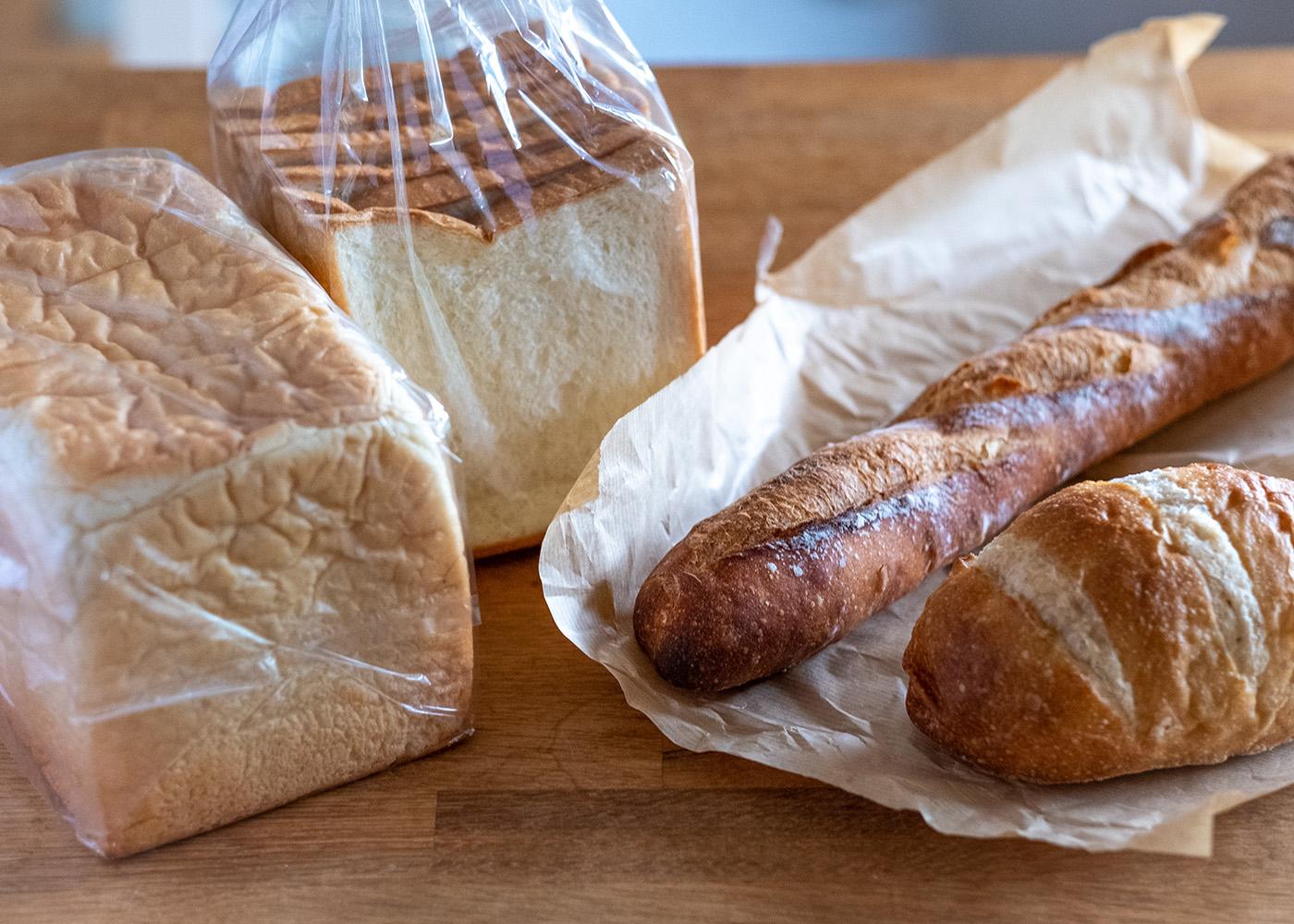 八ヶ岳のパン