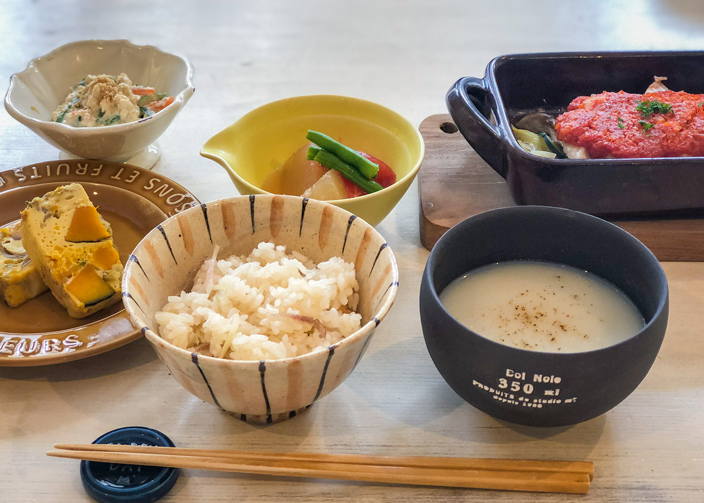 MEALSランチ